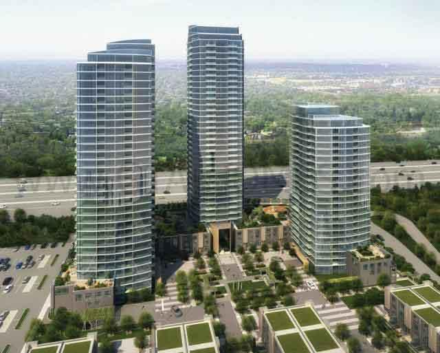 All 3 Phases of Triumph at Valhalla Condos